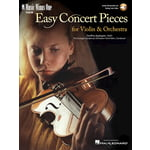 Music Minus One Easy Concert Pieces for Violin