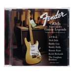 Fender CD 50th Anni. Guitar Legend