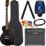 Harley Benton SC-Custom II Active Vin Bundle