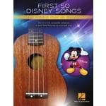 Hal Leonard First 50 Disney Songs Ukulele