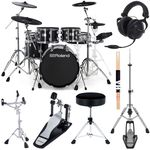 Roland VAD506 E-Drum Set Bundle