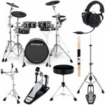 Roland VAD306 E-Drum Set Bundle