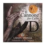 Larsen Il Cannone Cello D String W&B
