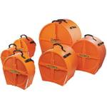 Hardcase HRockFus6 F.Lined Set Orange