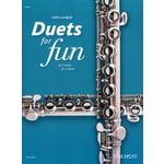 Schott Duets for Fun Flute