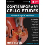 Berklee Press Contemporary Cello Etudes