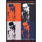 Greg Fishman Jazz Studios Jazz Saxophone Etudes 2