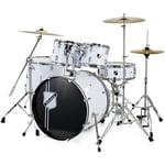 Millenium Focus 20 Drum Bundle White