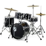 Millenium Focus 18 Drum Bundle Black