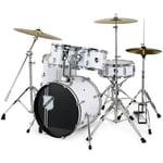 Millenium Focus 18 Drum Bundle White