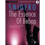 Advance Music Essence of Bebop T-Sax
