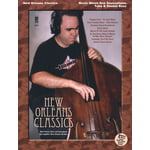 Music Minus One New Orleans Classics Bass