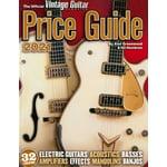 Hal Leonard Vintage Price Guide 2021