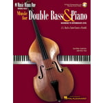 Music Minus One Music Double Bass/Piano Easy