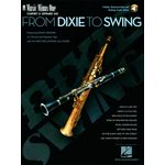 Music Minus One From Dixie to Swing Clarinet