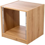 Thon Studio Rack 10U 50 oak