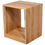 Thon Studio Rack 12U 50 oak