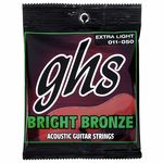 GHS Bright Bronze BB20X 011-050