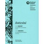 Breitkopf & Härtel Bottesini Kontrabasskonzert
