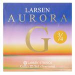 Larsen Aurora Cello G String 3/4 Med.