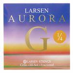 Larsen Aurora Cello G String 1/4 Med.