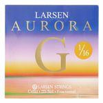 Larsen Aurora Cello G String 1/16 Med