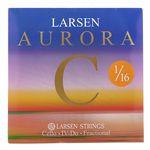 Larsen Aurora Cello C String 1/16 Med