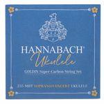 Hannabach Goldin 235MHT Ukulele Set