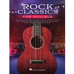 Hal Leonard Rock Classics For Ukulele