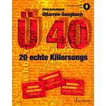 Schott Gitarren-Songbuch Ü40