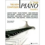 Volonte & Co The New Composers Piano 2 Easy