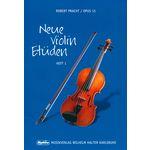 Musikverlag Wilhelm Halter Pracht Neue Violin Etüden 1