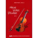 Musikverlag Wilhelm Halter Pracht Neue Violin Etüden 3