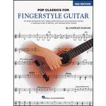 Hal Leonard Pop for Fingerstyle Guitar