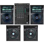 Denon DJ Prime SC6000/LC Club Bundle