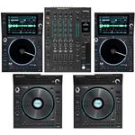 Denon DJ Prime SC6000M/LC Club Bundle