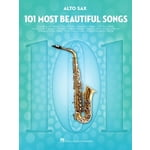 Hal Leonard 101 Beautiful Songs A-Sax