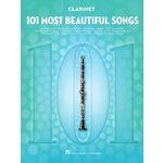Hal Leonard 101 Beautiful Songs Clarinet