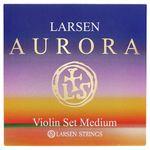 Larsen Aurora Violin Set D Alu Medium