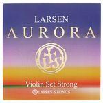 Larsen Aurora Violin Set D Alu Strong