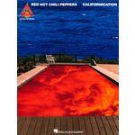 Hal Leonard RHCP Californication Guitar