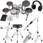 Roland TD-50K2 V-Drums Kit Bundle