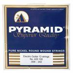 Pyramid Pure Nickel 12 String SetLight
