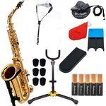 Yamaha YAS-480 Alto Sax Set