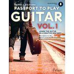 Schott Passport To Play Guitar 1