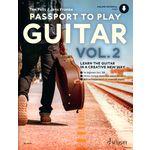 Schott Passport To Play Guitar 2