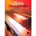 Hal Leonard Latin Hanon