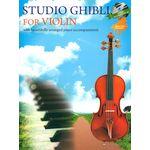 Zen-On Studio Ghibli for Violin