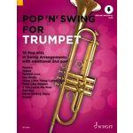 Schott Pop 'n' Swing For Trumpet