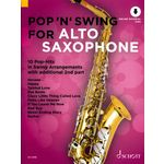 Schott Pop 'n' Swing For Alto Sax
